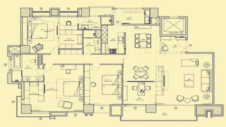 13年的室内设计师告诉你: 好方案的前提, 在于合理空间布局利用