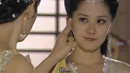 《刁蛮公主》小龙虾对阵文贵妃, 这战斗力, 秒杀很多宫斗剧啊