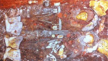 考古专家挖出陈国公主夫妻合葬墓, 发现旁边躺的竟是她的亲舅舅