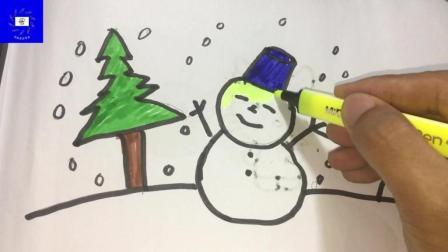 一分钟教儿童画简笔画集假期的美术作业简单好学的孩子简笔画幼儿