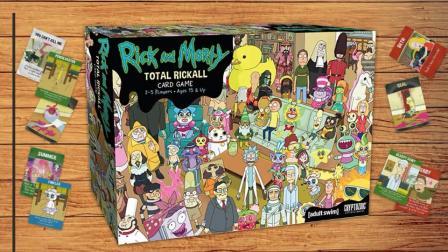 如何玩转瑞可和莫蒂全面回忆卡牌游戏
