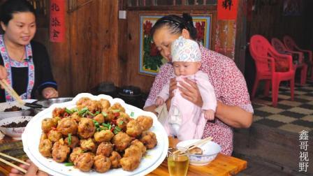 简简单单的一块豆腐也能做出一道美食, 全家大小都爱吃!