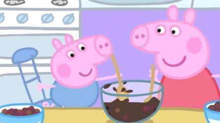 小猪佩奇: 一起唱圣诞歌的小朋友和大人们