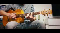 【指弹吉他】一段很甜美的即兴曲 Casper Esmann