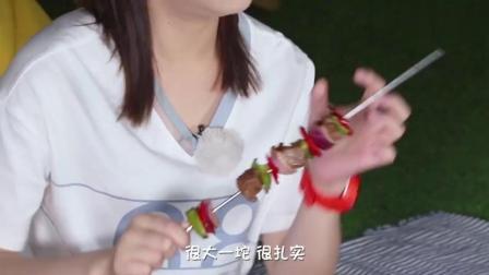 大胃王朵一带你了解吃世界杯套餐的正确姿势, 有你同款不