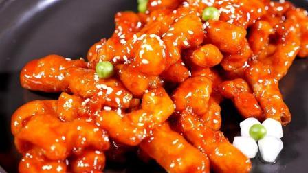 楚菜大厨教你做: 糖醋里脊, 酸甜可口, 流程简单详细, 一学就会, 舌尖上的美味佳肴!