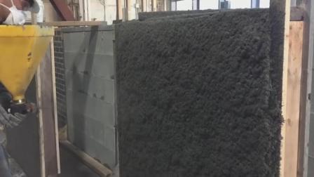 加拿大发明液态混凝土, 往墙上轻轻一喷, 能抗9级地震!