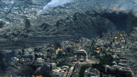 """彗星撞地球上演绝世浩劫, 布鲁斯威利斯携手""""蝙蝠侠""""拯救世界!"""