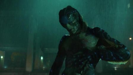 奥斯卡奖电影《水形物语》怪兽喜欢的女孩被杀, 它选择复仇