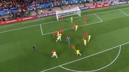 俄罗斯世界杯赛程过半, 球场上的这些瞬间精妙绝伦让人难以忘怀!