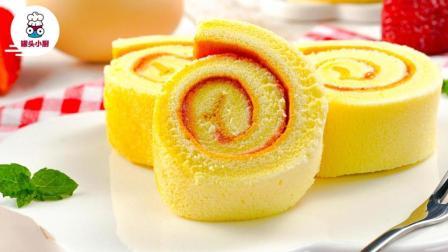 罐头小厨 第三季 微波炉还能做蛋糕? 3分钟就能完成