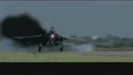 飞机整个右翼都着火了,魏山河还能把安全迫降,这技术真不是盖的
