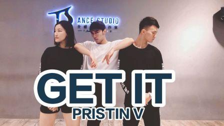 Pristin V《Get It》舞蹈教学练习室【TS DANCE】