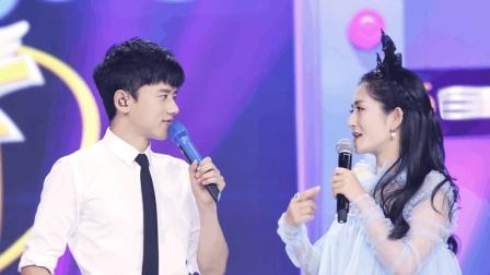 谢娜和张杰合唱一首《娜样纯杰的爱恋》, 太默契了, 好听至极