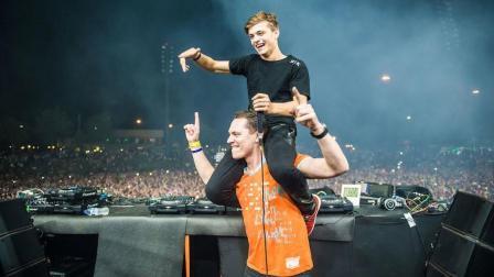 感受下全球最有排面DJ的电音! 百大DJ第一名小马丁都是他徒弟!