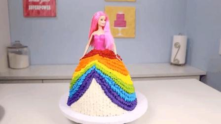 小公主蛋糕的做法步骤教程 手工达人教你自制经典甜品