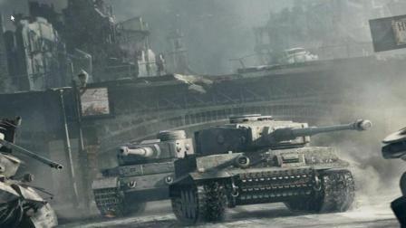 这才是真正的坦克大战, 震撼