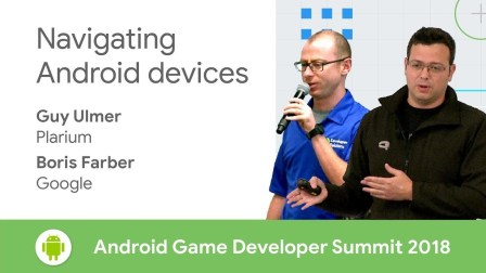 Navigating the Ocean of Android Devices (Android Game Developer Summit 2018)