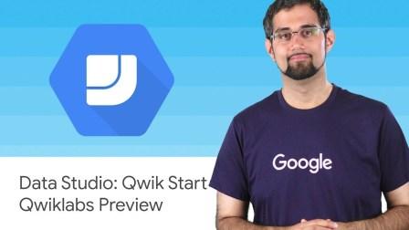 Data Studio: Qwik Start - Qwiklabs Preview
