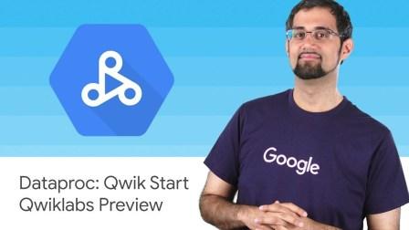 Dataproc: Qwik Start - Qwiklabs Preview