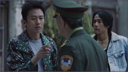 警察问话邓超说着说着就唱起来了,哈哈哈说的比唱的还好听