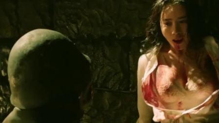 日本731部队实验怪物诞生 欲杀人如麻  后竟遇美女诱惑