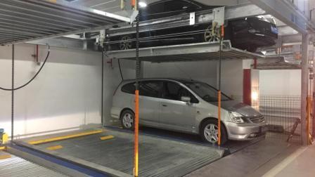 广州南方电网立体车库项目