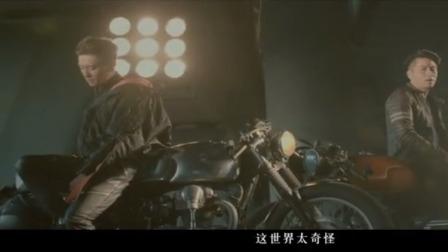 飞虎之潜行极战:黄宗泽吴卓羲倾情合唱《虽然这个世界》!