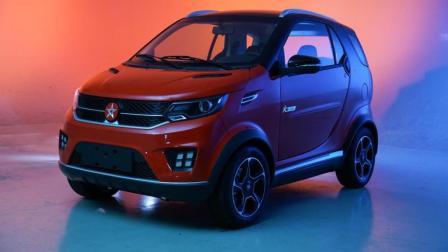 极客评车 | 红星汽车首款新能源车型「闪闪X2」能否闪闪发光?