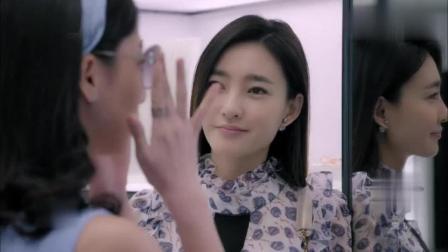 漂洋过海来看你: 王丽坤买太阳镜时被小萝莉喊大姐, 丽坤霸气回击