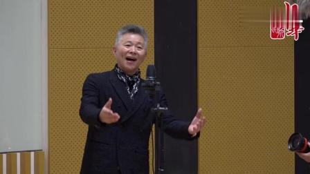 著名男高音王宏伟现场演绎《天路》, 韩红听了都要点赞