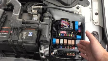 车上电器坏了不要急着去修车, 教你如何看懂汽车保险丝立马修复