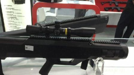 环球科技扫描 中国AK-47激光枪量产?港媒:可烧穿800米外目标 连续发射100次
