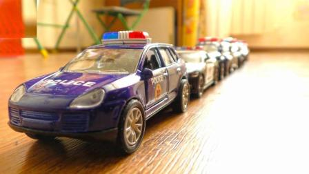 汽车排排乐玩具汽车接力行驶