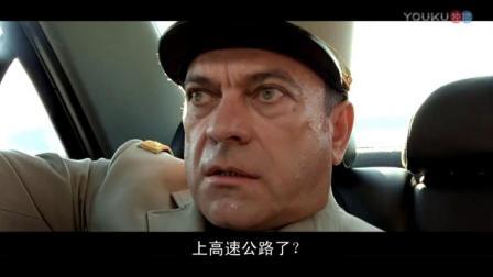 的士速递2:小伙送将军去机场,计程车变赛车,法国街头大秀车技
