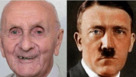 一位128岁阿根廷老人声称, 希特勒并没有死, 他就是希特勒