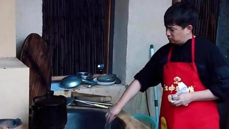 黄磊: 我明天回去就给我儿子做这个, 网友: 令郎不是才1岁吗?
