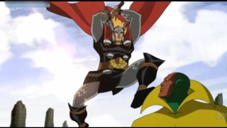 雷神被他轻松打败? 美国队长更是不堪一击, 这才是幻世真正的实力!
