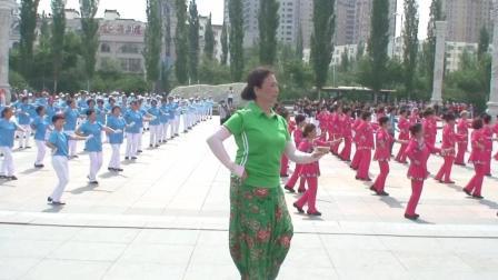 哈夏香坊区广场舞预赛
