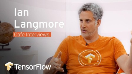 At the intersection of TensorFlow & nuclear physics