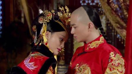 溥仪婉容新婚之夜,溥仪却到养心殿看耍猴,婉容独守空房
