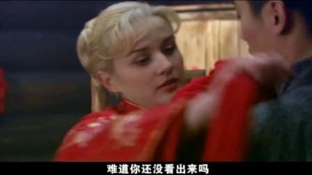 我的娜塔莎:假戏真做,朱亚文要真的娶了这个俄罗斯美女啊