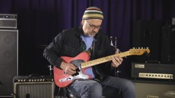 Fender Masterbuilt Greg Fessler 试听测评