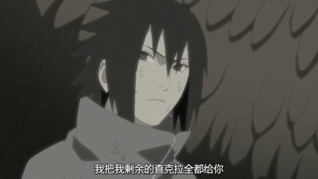 火影忍者:宇智波佐助长得像宇智波斑的弟弟,宇智波泉奈!