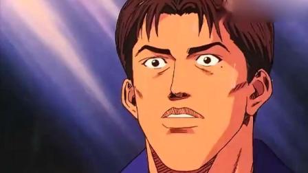 灌篮高手: 又是樱木花道! 最后关头腾空而起漂亮补篮! 湘北赢了!