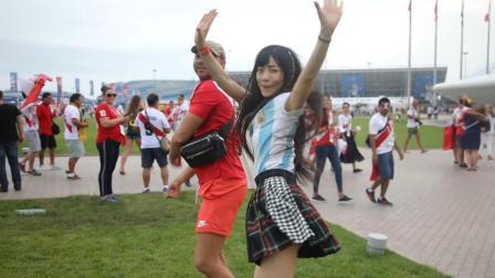 【微小微】世界杯和各国球迷跳神曲