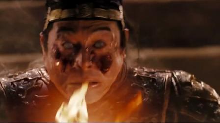 木乃伊3,李连杰的功夫永远是身手不凡,剧中角色却难逃厄运