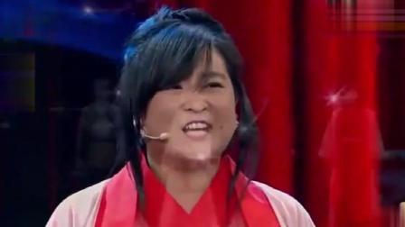 贾玲致敬周星驰, 演绎爆笑版《大话西游》, 全程充满笑点!