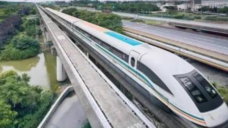 高铁都不行了? 中国飞铁4000km/h, 比飞机快几倍!