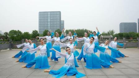 有看过网剧《画心师》的吗?中国舞编舞这么美还不来学?